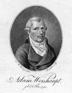 Johann Adam Weishaupt